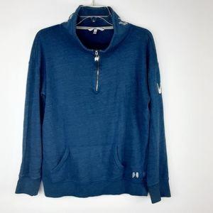 NWOT Victoria Secret quarter zip hoodie